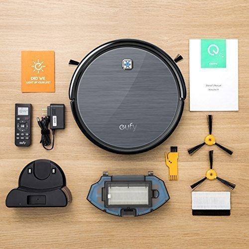 eufy aspirateur robot
